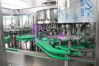 5Kw PET Bottle Flavor Juice Production Line 4 در 1 دستگاه پر کردن مایع